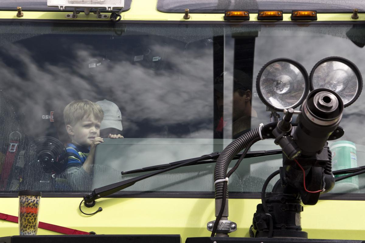 4th Annual Touch-a-Truck