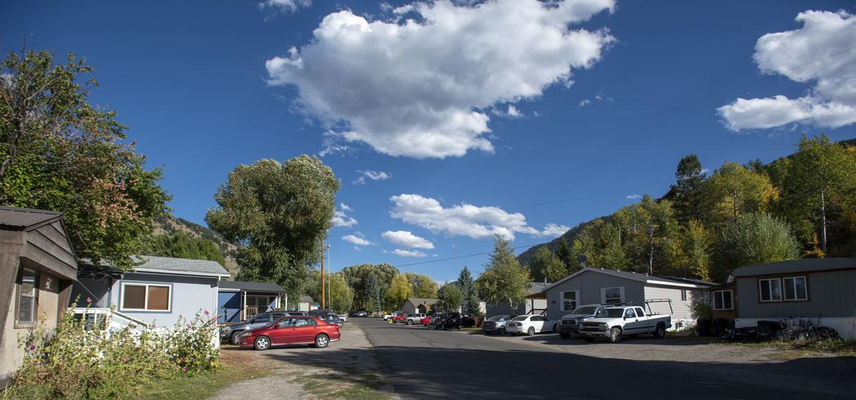Budge mobile home park