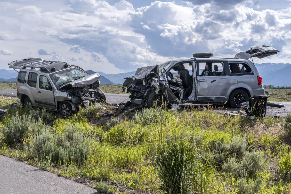 Fatal accident in Grand Teton National Park