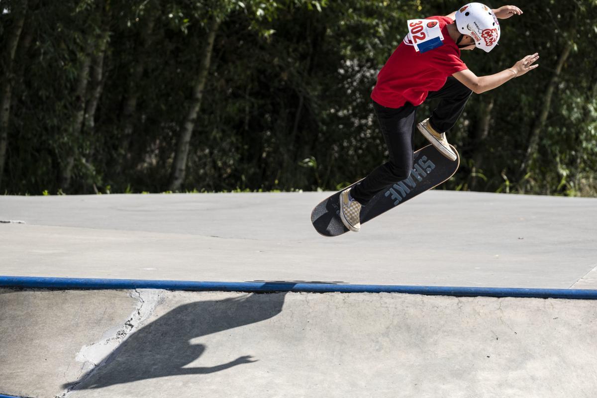 Wild West Skateboard Contest Series Finals