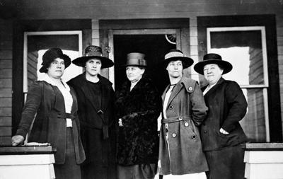 Women government