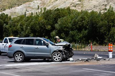 S. Highway 89 crash