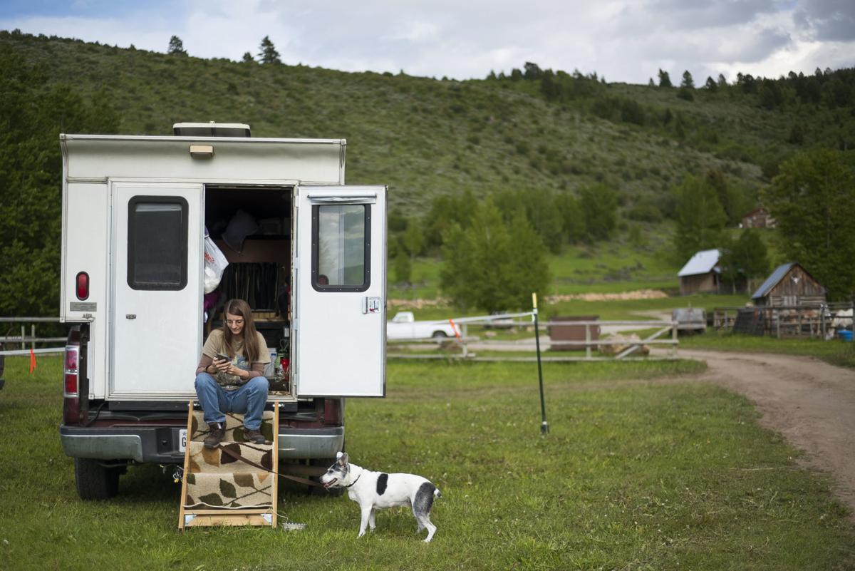 Teton Valley Vanlife Gathering