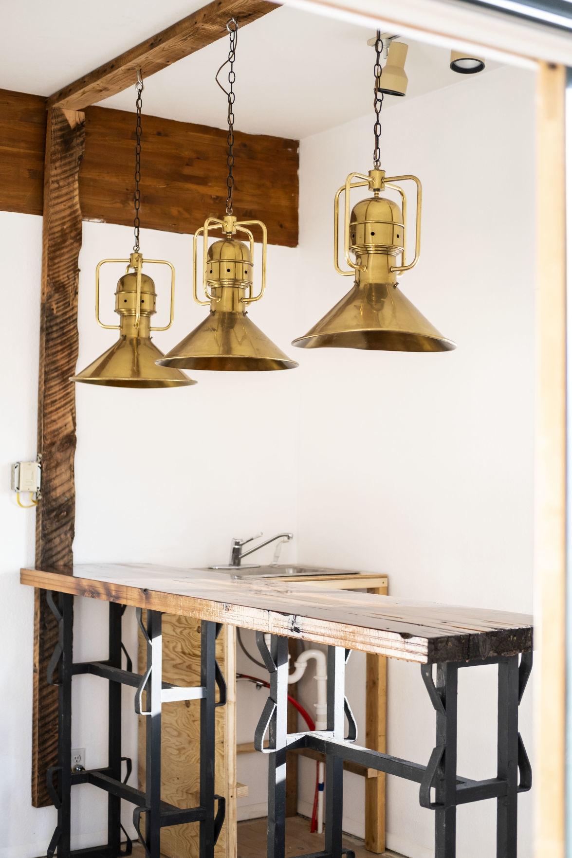 Farmstead Cider and Humble Brew Coffee tasting room