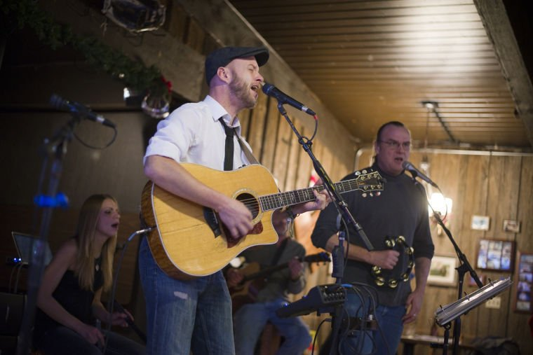 Open mic night at The Virginian