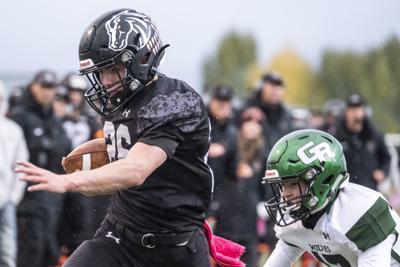 Jackson Hole vs. Green River high school football