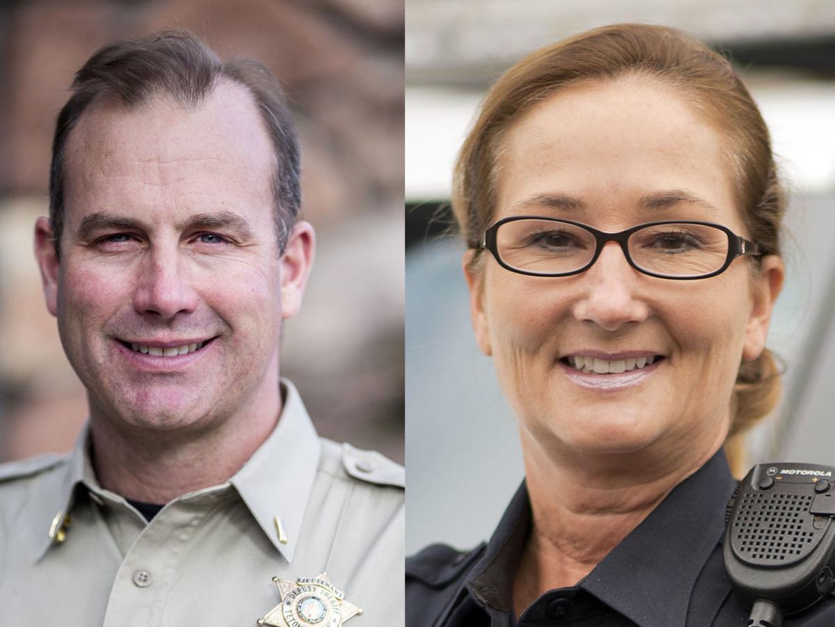 Sheriff Candidates