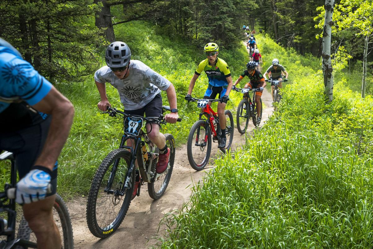 Cache Creek Mountain Bike Race