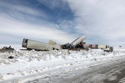 Interstate 80 closed