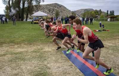 JHHS Cross Country Meet