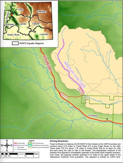 West Fork Long Creek