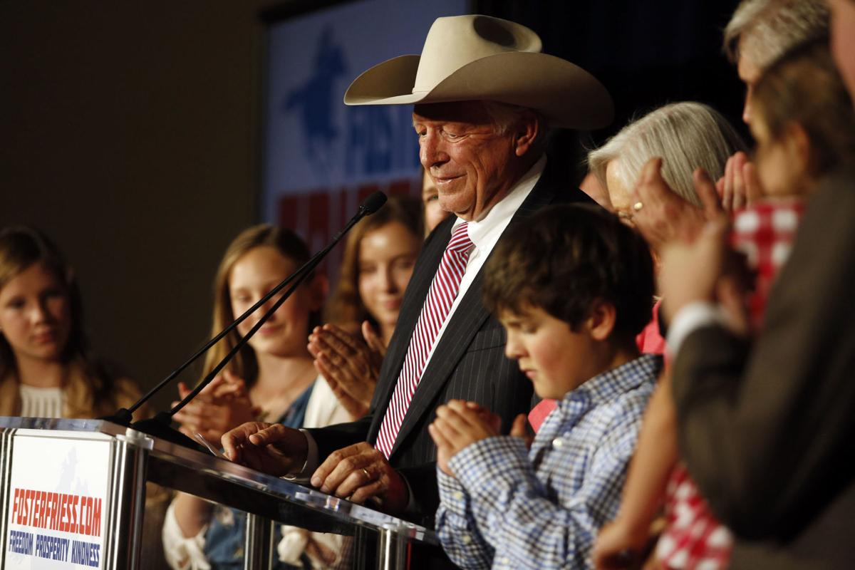 Foster Friess concession