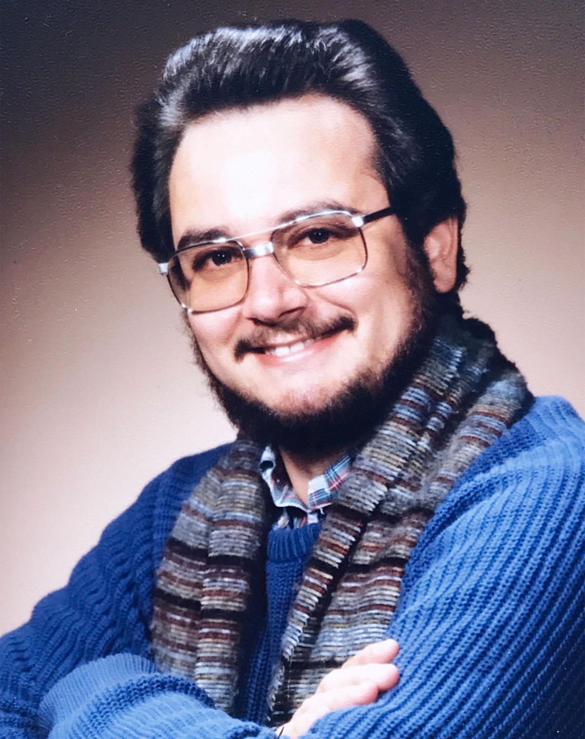 Obituary - Eric Edward Bush