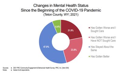 Behavioral Health Needs assessment data