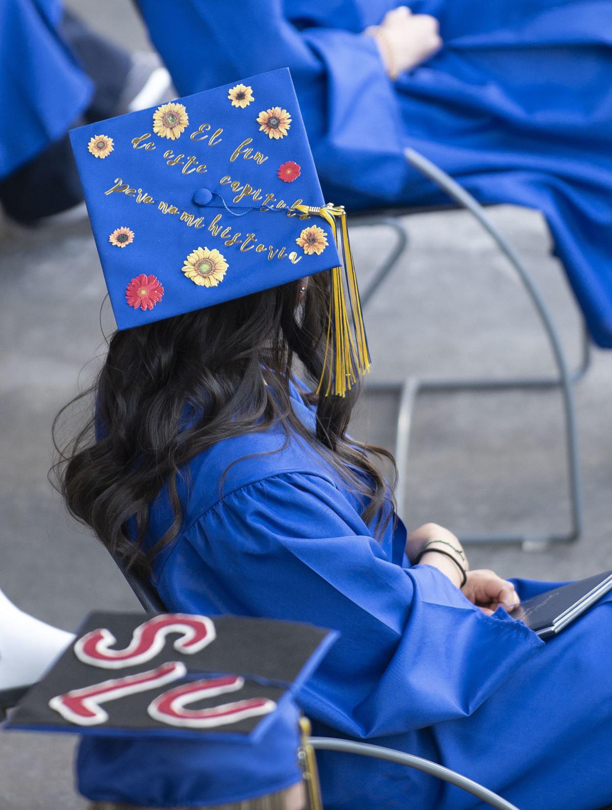 Jackson Hole Community School graduation
