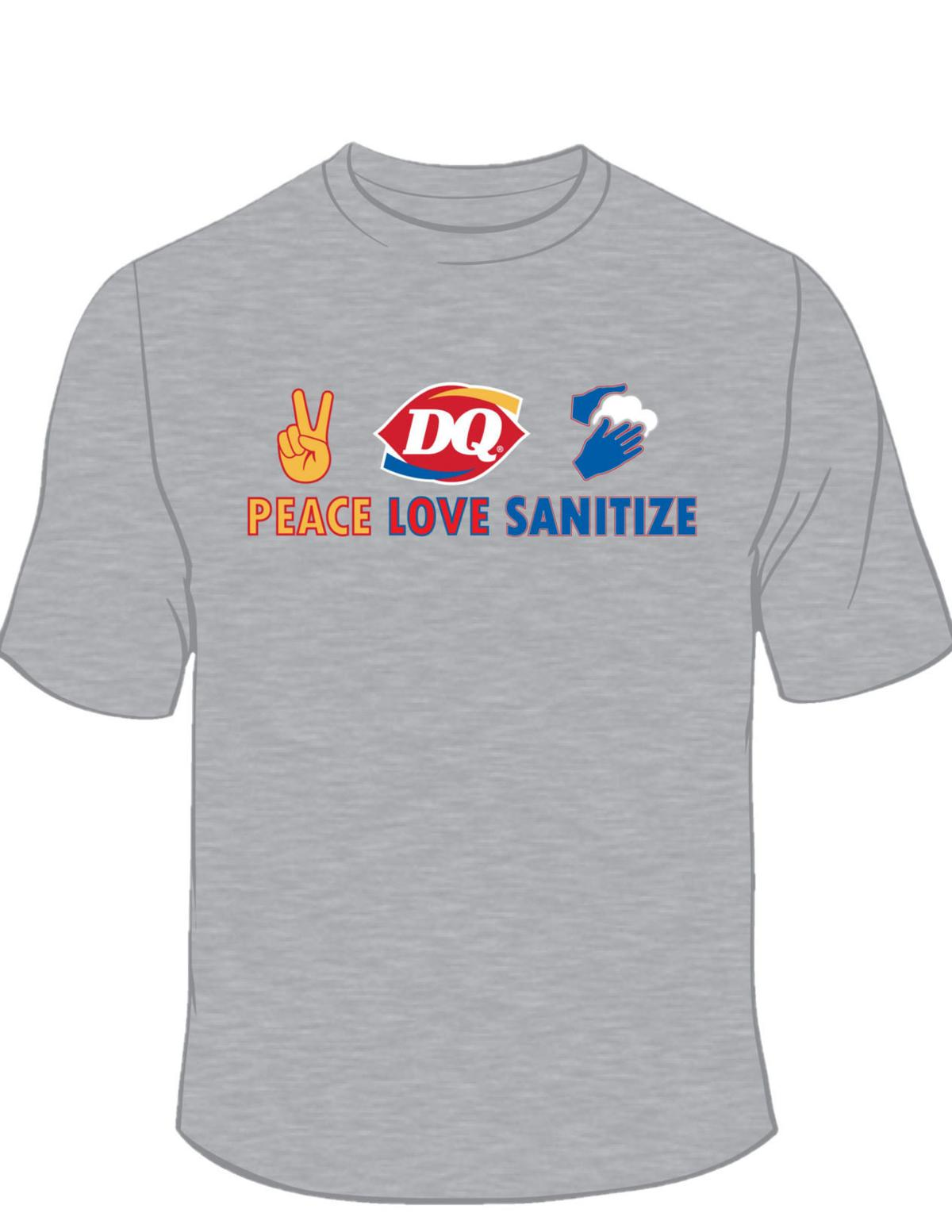 DQ shirts