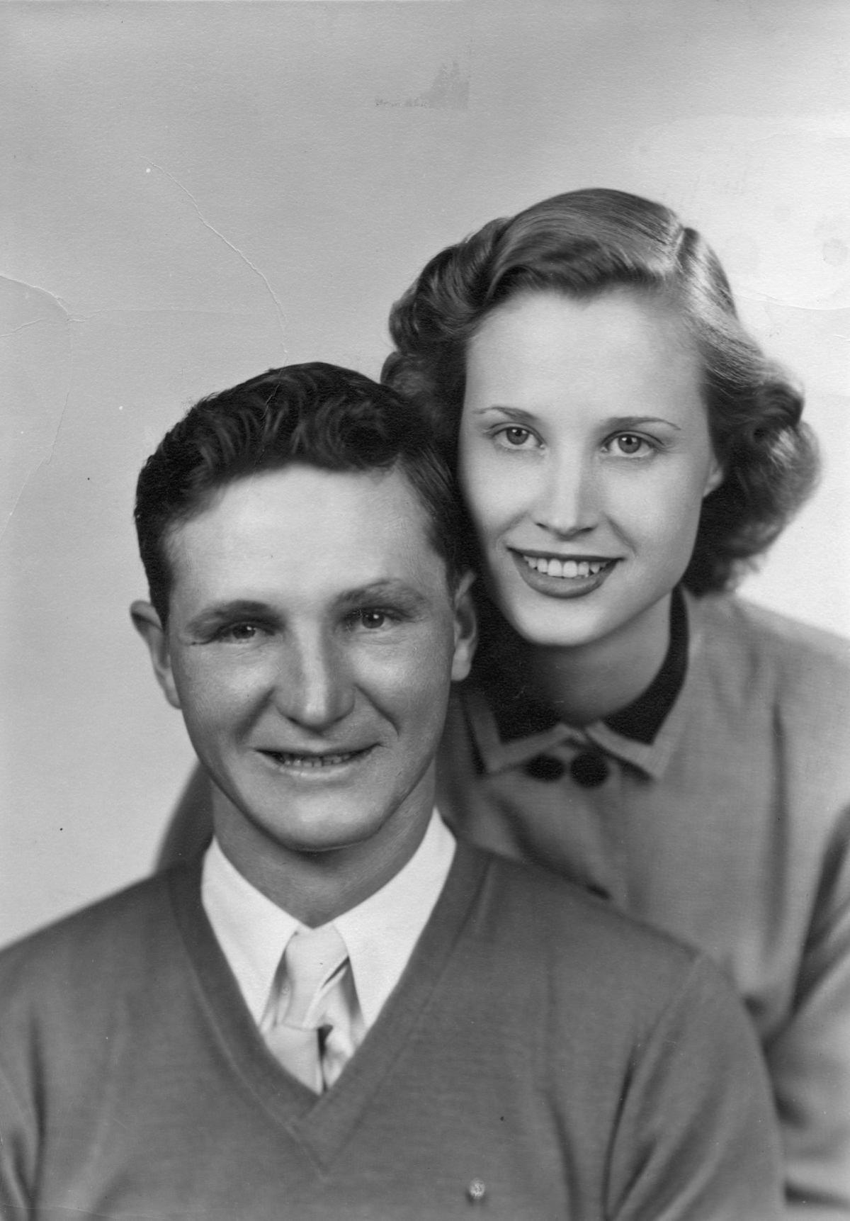 Bill and Martha Saunders
