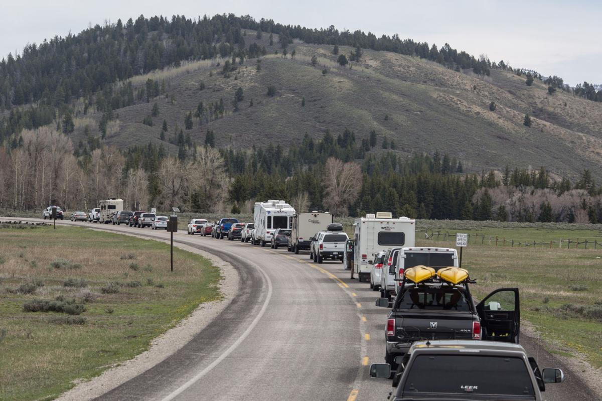 National Park Traffic