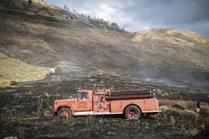 Multiagency response helped stop blaze