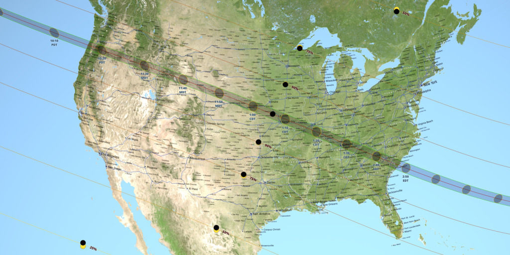 The Best Livestreams for Watching the 2017 Total Eclipse