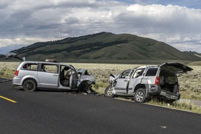 Third victim dies from fatal crash in Grand Teton National