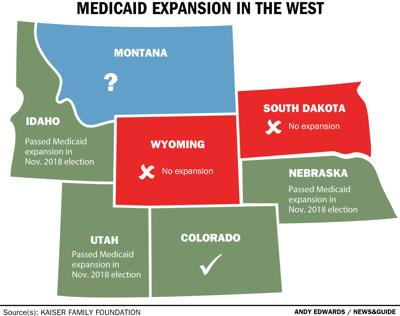 Medicaid Expansion in the West