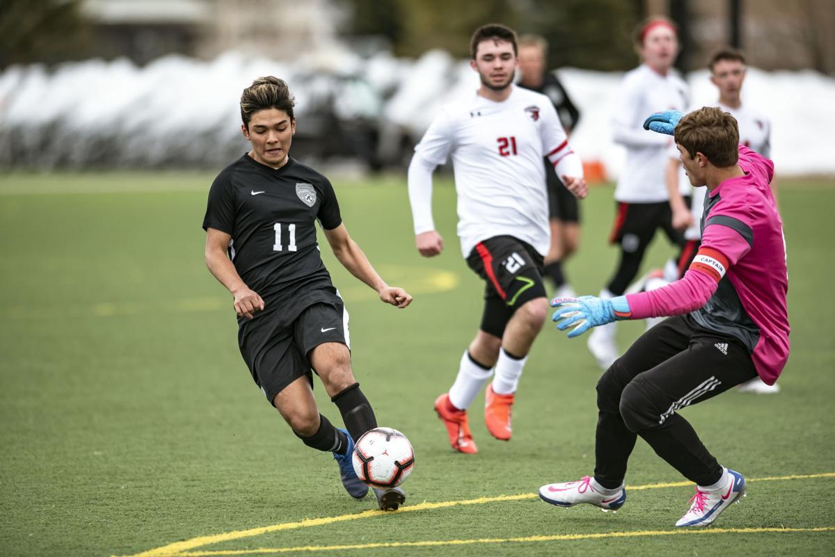 Jackson vs. Riverton boys soccer