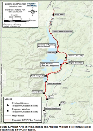Teton park to get better cell service