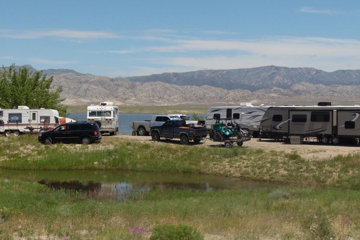 Wyoming State Parks see record visitation for 2020