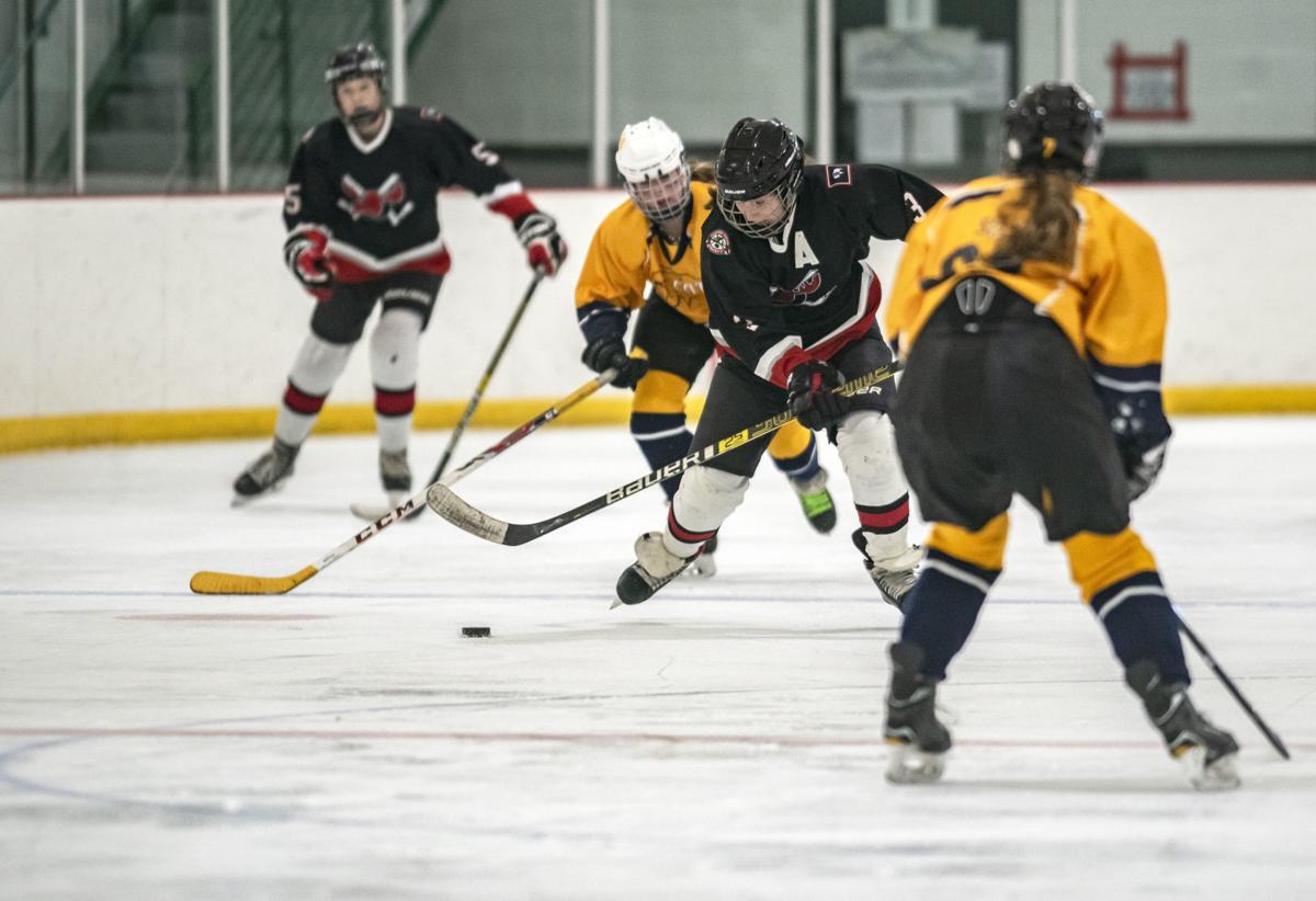 Moose U19 girls championship