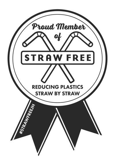 Straw Free JH