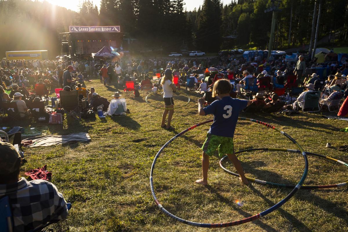 Grand Targhee Bluegrass Festival