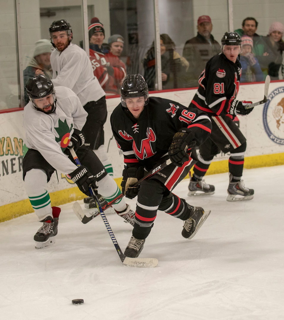 PHOTO GALLERY: Jackson Hole Moose Vs. Denver Leafs