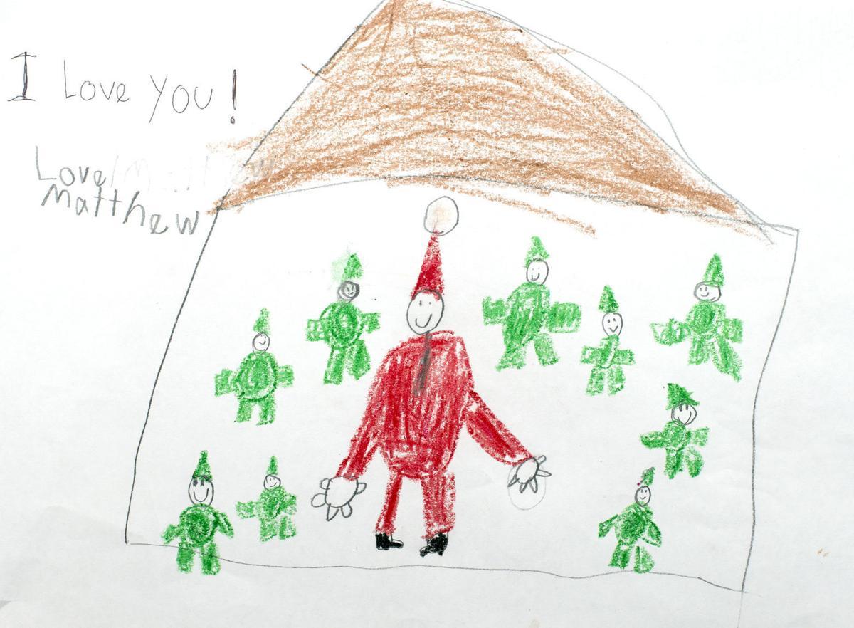 Kids write to Santa | Features | jhnewsandguide.com