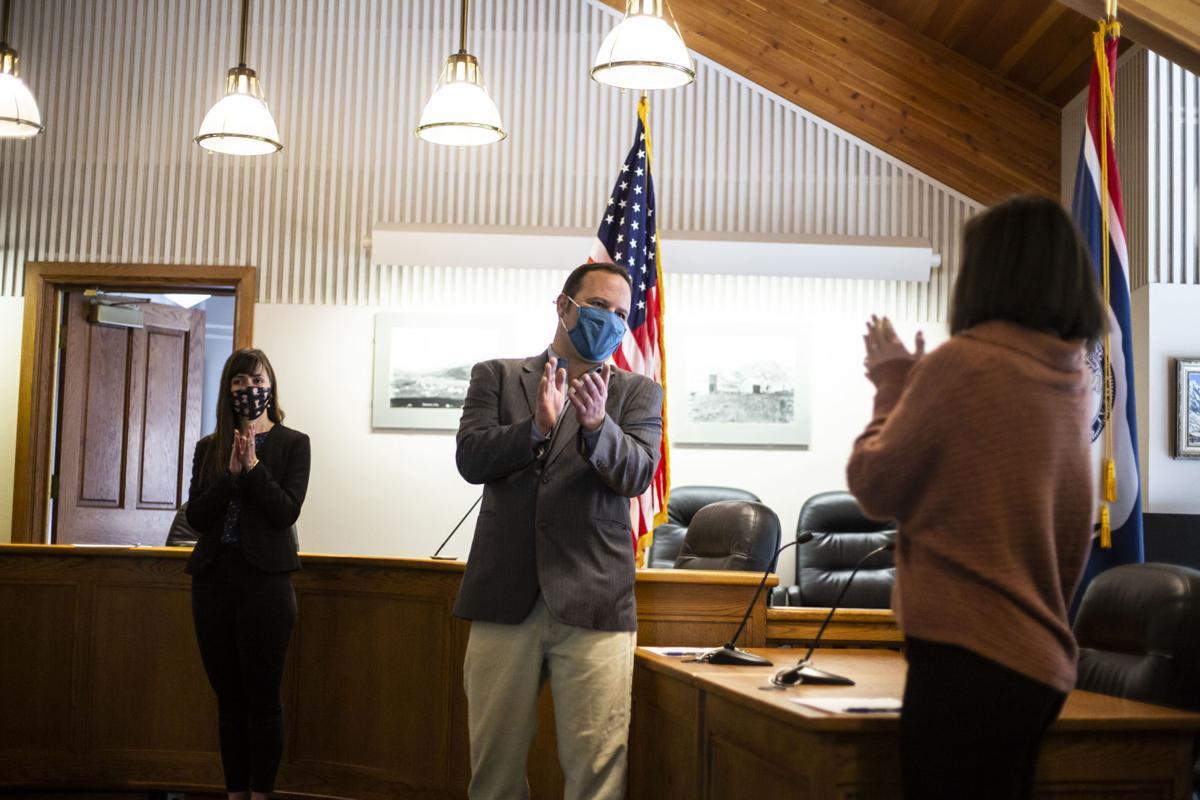 New town councilors sworn in