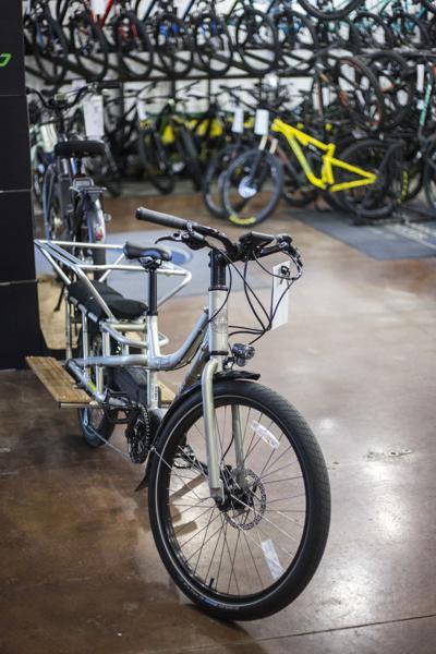 Electronic bikes