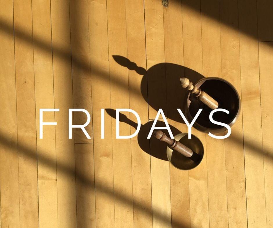Fridays at Akasha