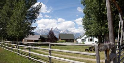 Historic Teton park parcel preserved