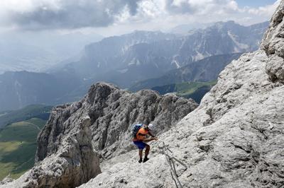 Excursion - Dolomites