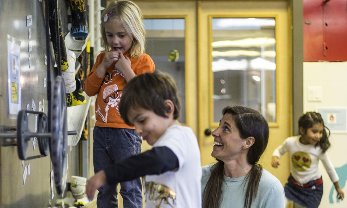 Exploration at Jackson Hole Children's Museum