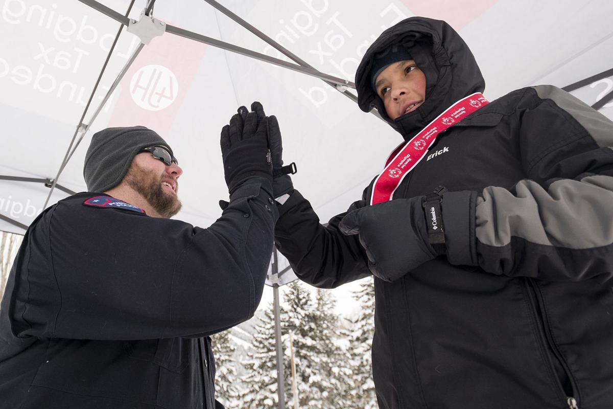 Special Olympics Wyoming State Winter Games