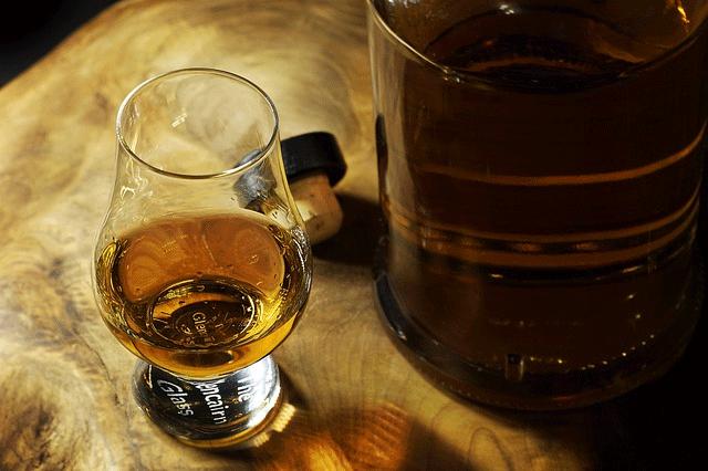 Tasting Unique Whiskies