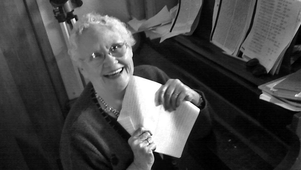 Obituary - Jean Webber
