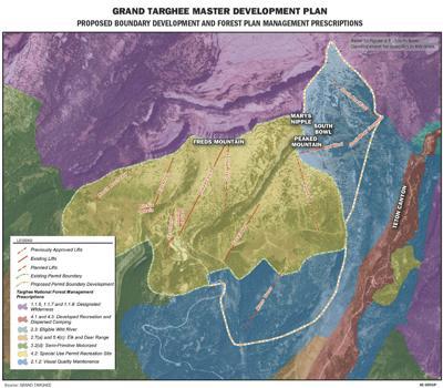 Grand Targhee Master Development Plan