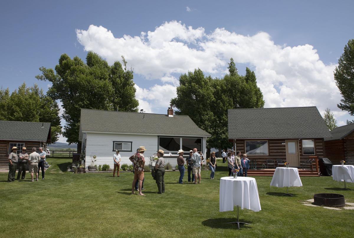 Mormon Row land sale