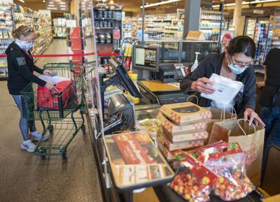 Whole Grocer bagging rules