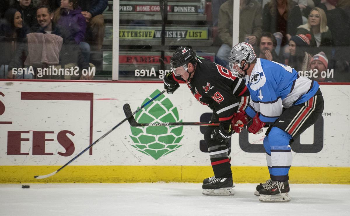 Jackson Hole Moose hockey