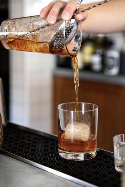 The Glorietta cocktail