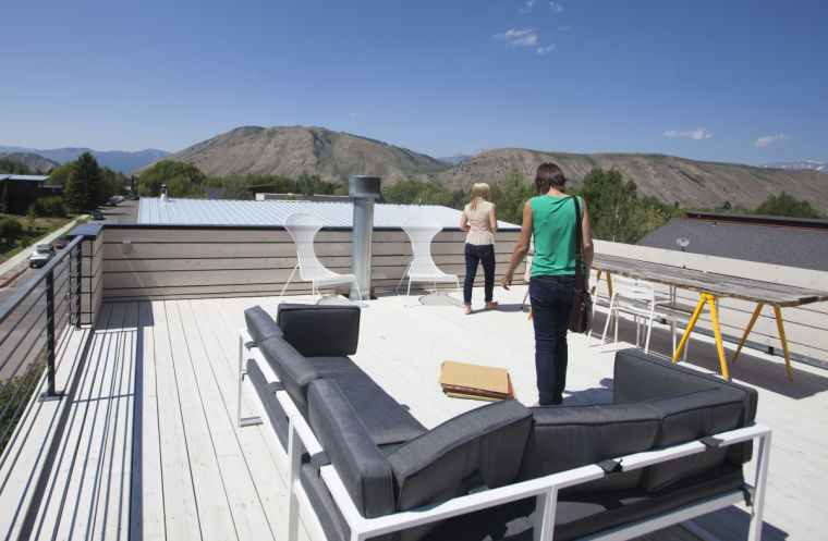 Modern in the Mountains Home Tour