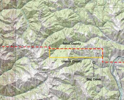 Lincoln County Wyoming Map.Lands Review Discovers Old Boundary Change Environmental